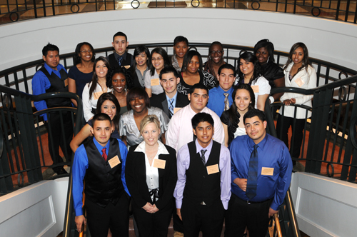 TISD students compete in mock congressional hearings