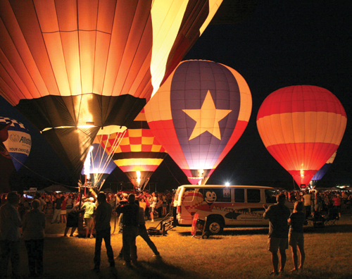 Balloon race scheduled