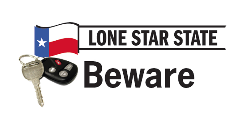 Lone Star state beware: 2012 Texas top ten most stolen vehicles