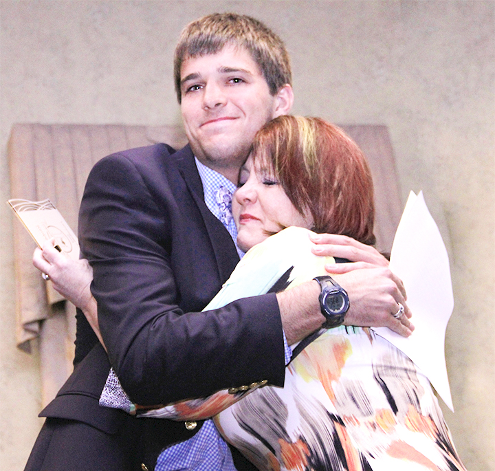 Kimberly Law honored by LeGrand Northcutt-Longview High School