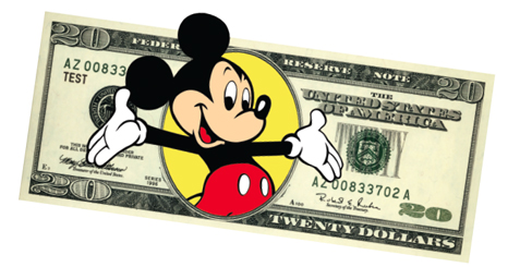 Disney DVDs: Deposit to be required