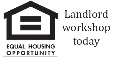 Landlord workshop slated