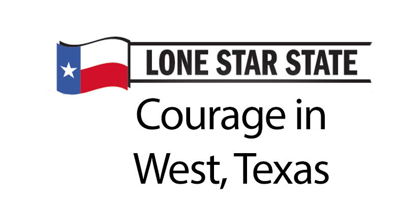Lone Star State: Courage, grace in West Texas