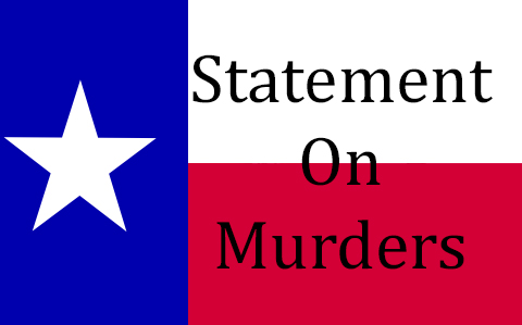 Statement by DPS Director McCraw on Kaufman County Murders