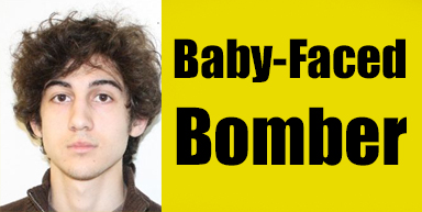 The baby-faced bomber