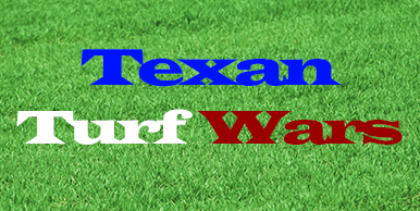 Texan turf war