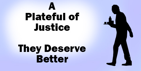 A plateful of justice: The people who wash your dishes and the folks who cook and serve your food deserve better.