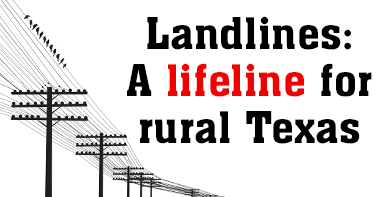 Don't hang it up: Landlines create a lifeline for rural Texans