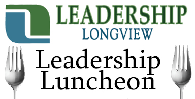 Leadership Longview lunching and learning