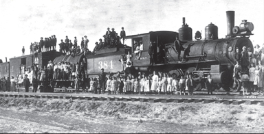 Library hosts program: Riders on The Orphan Train heads to Longview