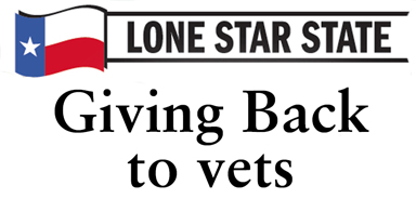 Lone Star State: Giving back to vets