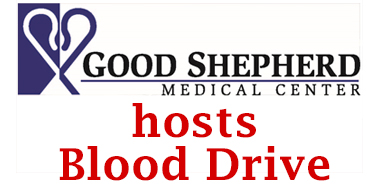GSMC to host blood drive