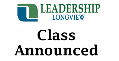 Leadership Longview class announced