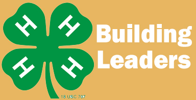 4H: Equipping youth, building leaders