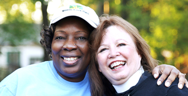 Local congregations sow seeds of hope