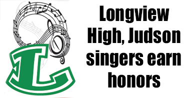 Longview High, Judson singers earn honors
