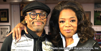 """Oprah's Next Chapter"" gets candid with stars"