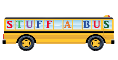 Organizations Collaborate for Stuff-A-Bus Food Drive