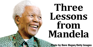 Three Lessons from Mandela: One man alone can't make a revolution