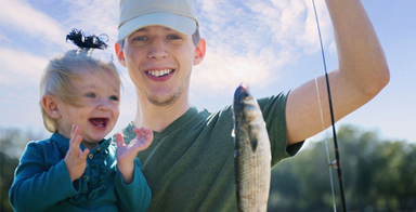 Family Fishing Fun