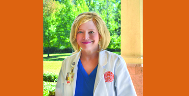 UT TYLER Nursing Instructor Recognized