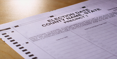 Electronic Sample Ballots