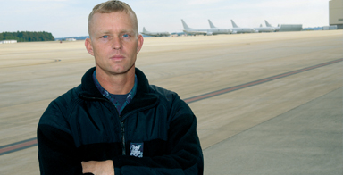 Gilmer, Texas Native Serves With A Navy Maritime Patrol Squadron