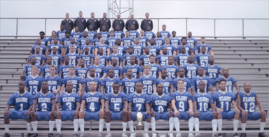 Kilgore College 2001 Football Team Named