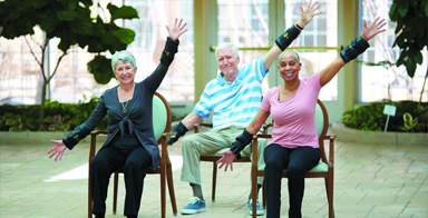 Exercise  May Stem Aging Effects