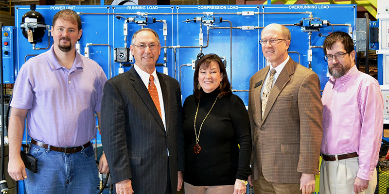 LUC and Kilgore College Launch Industrial Technology Degree