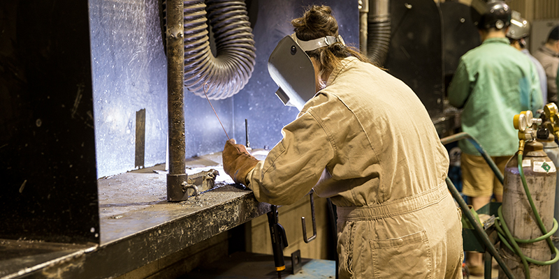 Welding: Igniting A Career