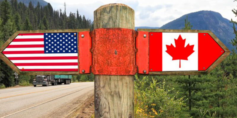 The American Dream Moved to Canada