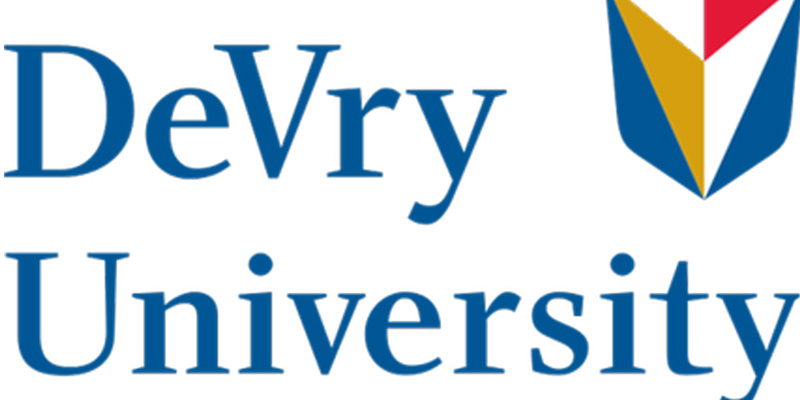 U.S. Department of Education Reaches Settlement with DeVry University