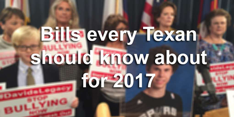 Texas Senate News Week in Review