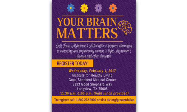 YOUR BRAIN MATTERS