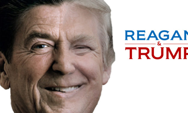 Reagan and Trump: American Nationalists