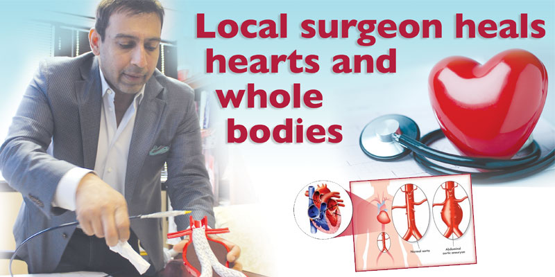 Local Surgeon Heals Hearts and Whole Bodies