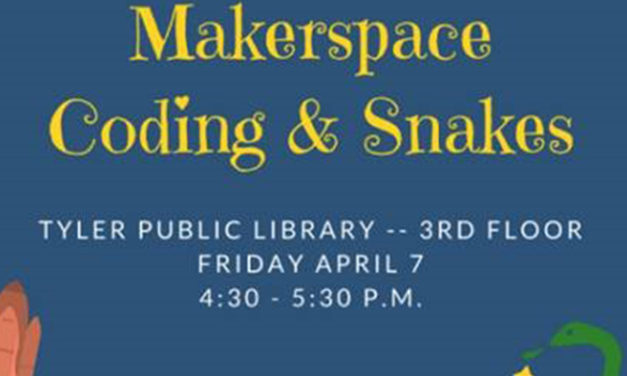 Tyler Public Library reveals STEAM classes and a Makerspace for kids