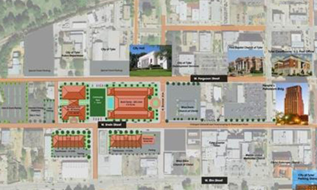 Major loft project approved for Downtown Tyler