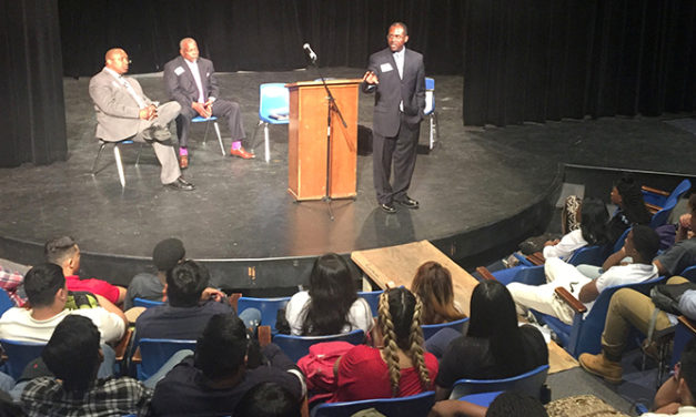 County Administrator Serves Future Leaders