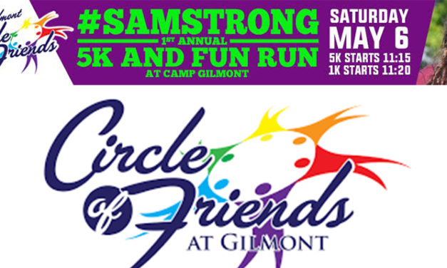 #SamStrong Fun Run Benefits Camp for Children with Disabilities