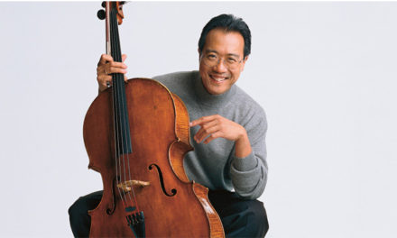 Yo Yo Ma Performs at UT Tyler
