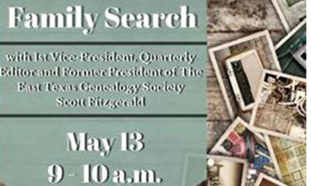 Users can discover their family history at the Library