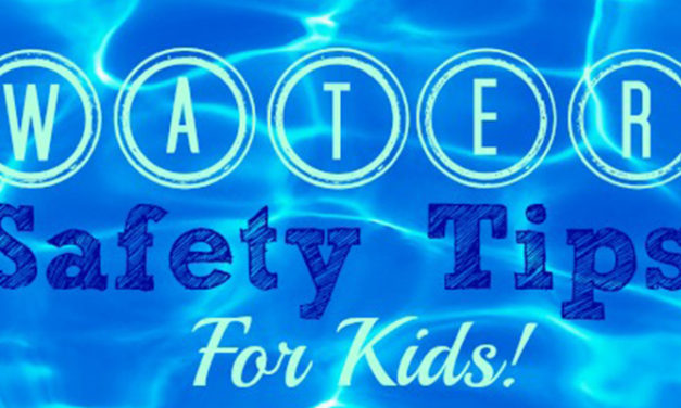 Keep Kids Safe Around Water this Memorial Day