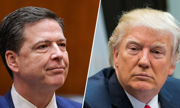 The Hidden Bombshell in the Comey-Trump Story