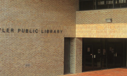 Tyler Public Library selected as a Family Place Library