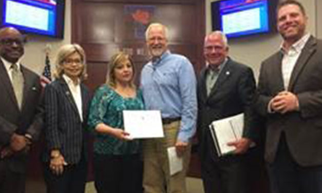 City of Tyler employees recognized for 150 years of service
