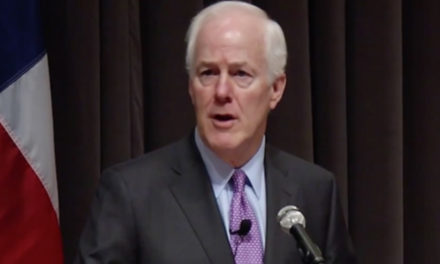 Cornyn Addresses Today's Shooting Outside Washington