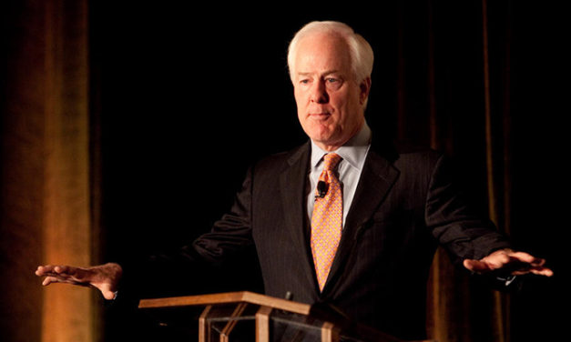 Senator Cornyn's 2018 National Community Health Center Week letter