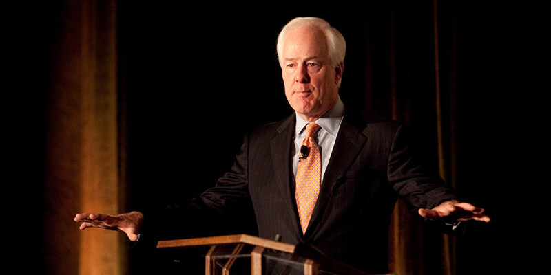 Cornyn Applauds House Committee Passage of Border Security Bill